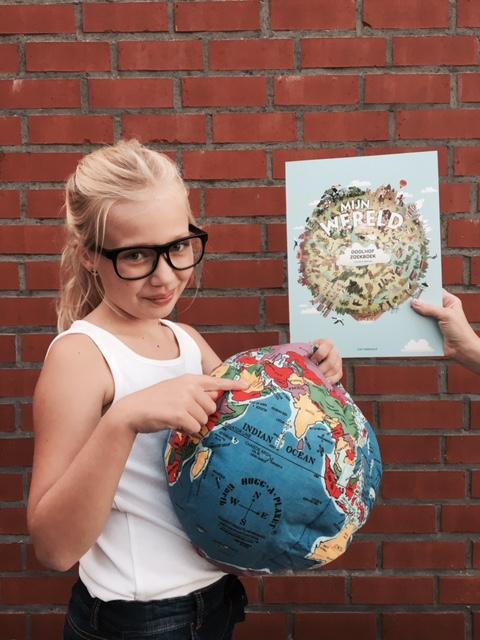 Mijn wereld wonderland - Huis placemat wereld ...